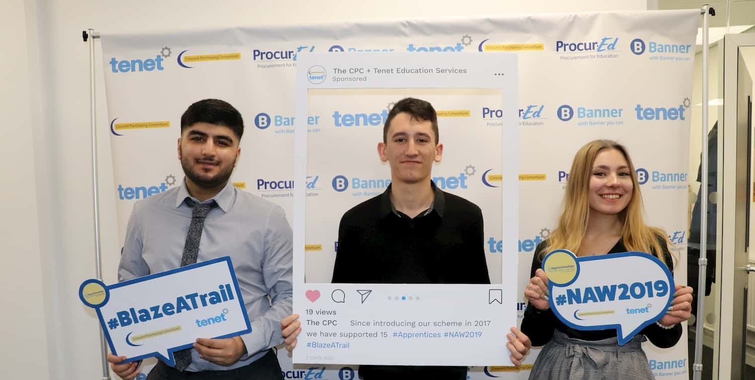 Image - story image - Blazing a trail with procurement apprentices